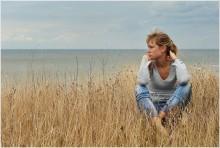 Nur in den Himmel und sagen, dass über das Meer, da es unendlich vollkommen ist ... / ***