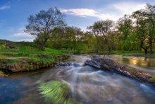 Schnell das Wasser April